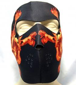 Задължителните аксесоари при карането на мотор - мото маски за почитателите на бързите скорости