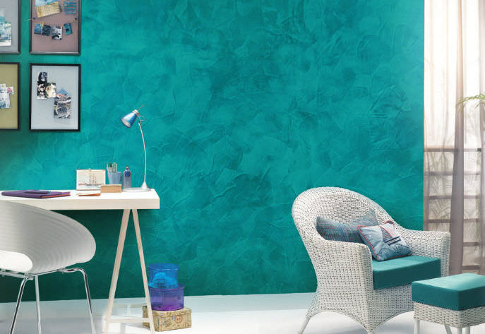 За професионално реализиране на декоративни мазилки изберете специалистите от КрасивДом