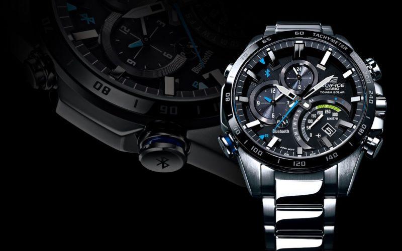 Часовници Casio 2017 - насладете се на красотата им!