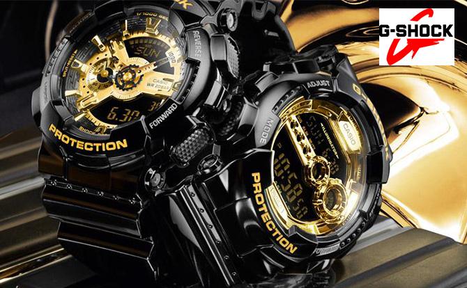 За мъжете и часовниците Casio...