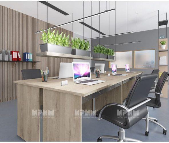 Модерна и практична офис среда с актуалните мебели от Венус