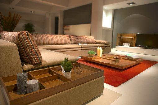 Холната маса – малка мебел, но с голям ефект върху интериора!